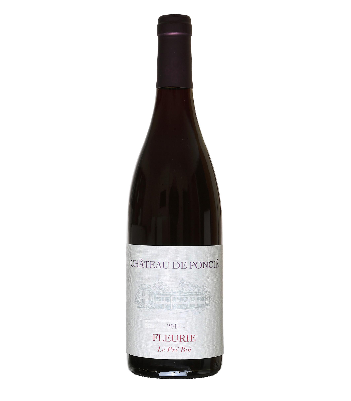Fleurie Le Pré Roi Château de Poncié | Quay Wines
