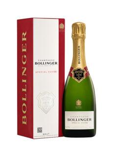 Bollinger half boxed