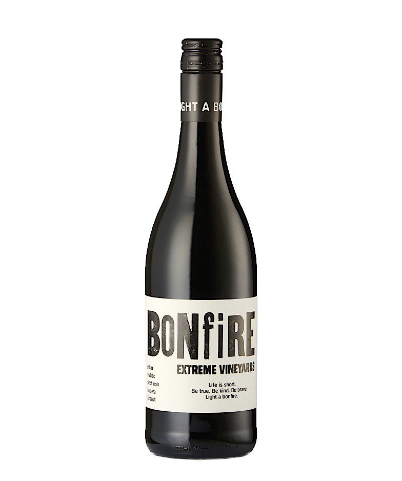 bonfire hill extreme vineyard red