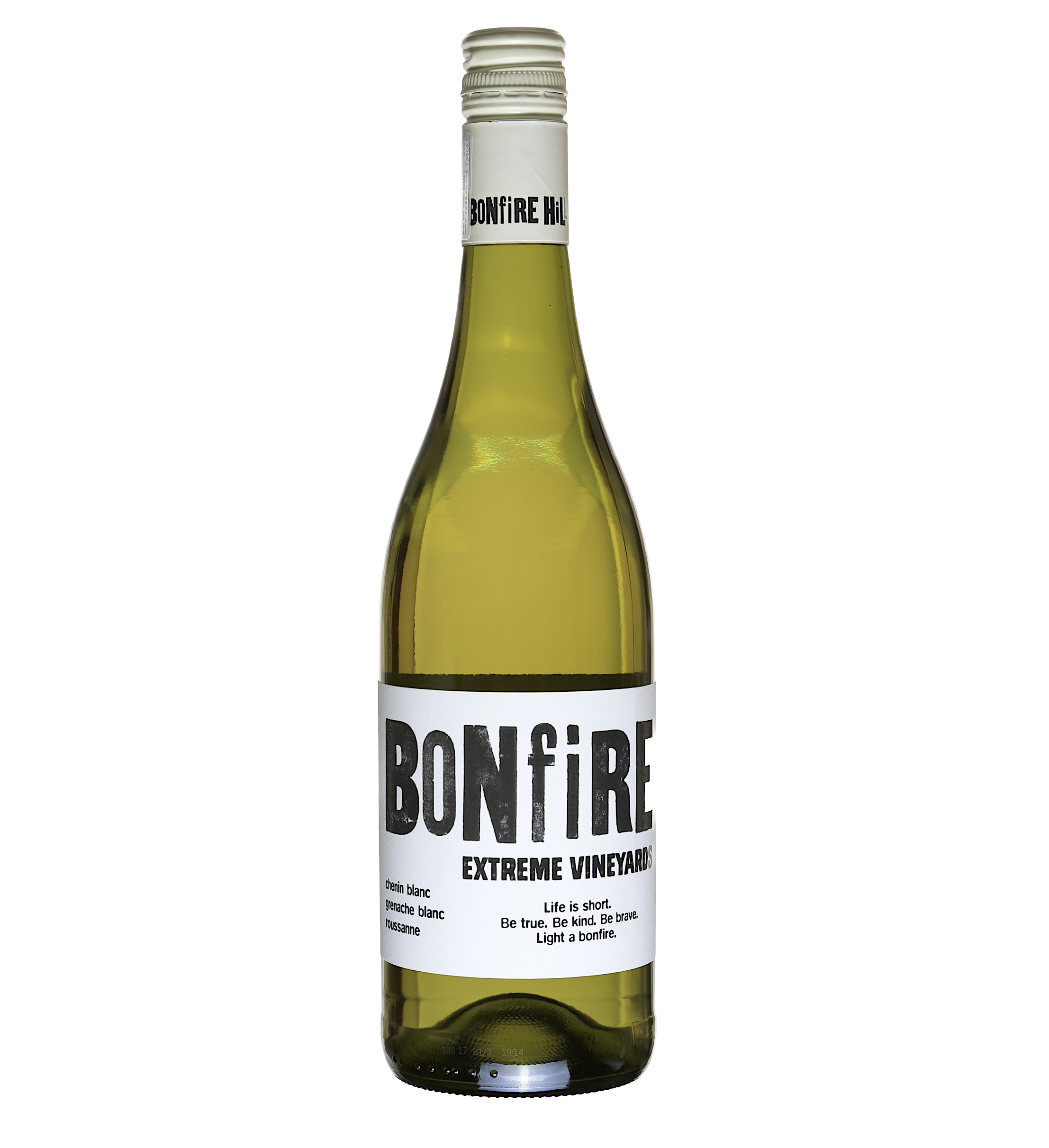 bonfire hill extreme vineyards white