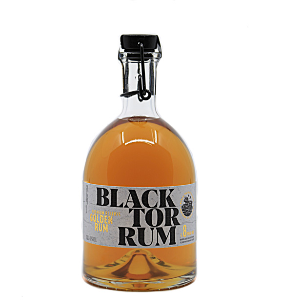 black tor golden rum