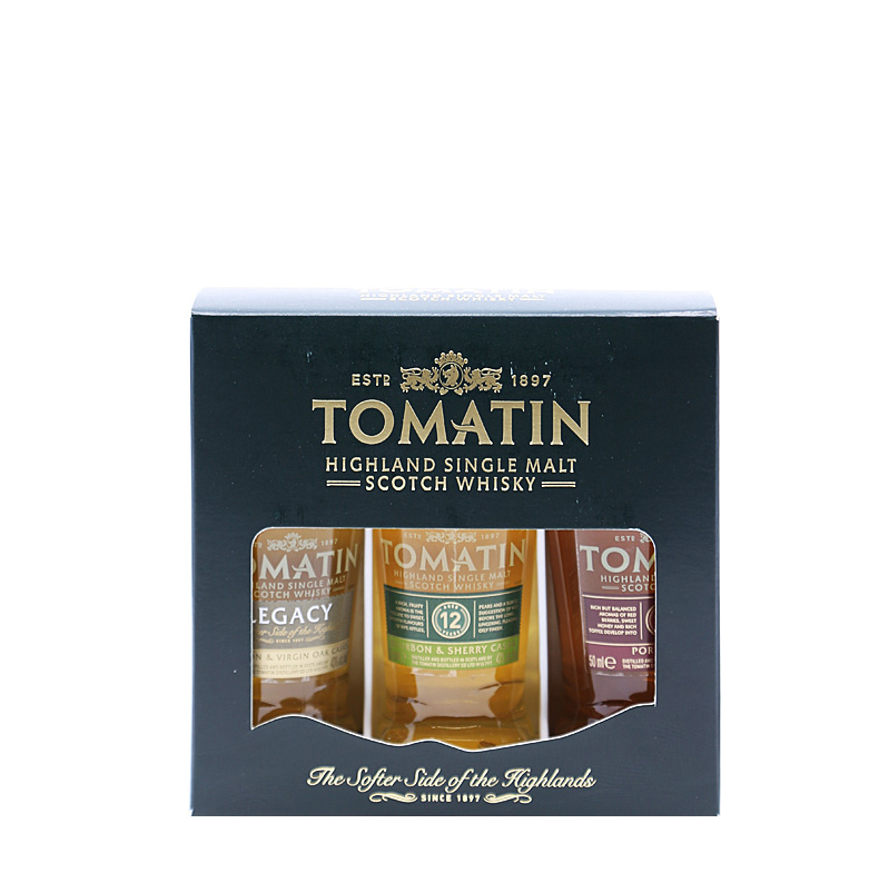 tomatin mini gift set