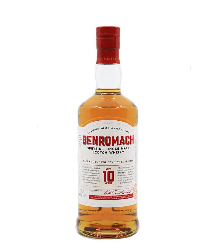 benromach 10y