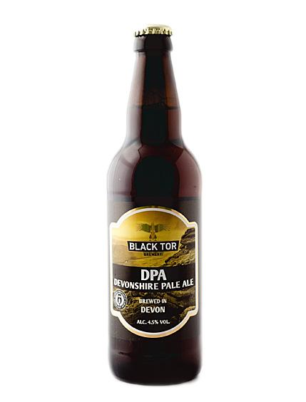 black tor devonshire pale ale