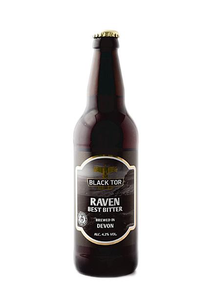 black tor raven