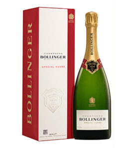 Bollinger special cuvee boxed