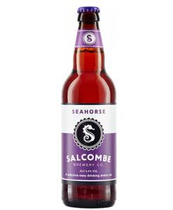 salcombe brewery seahorse