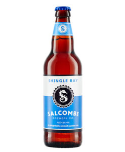 salcombe brewery shingle bay