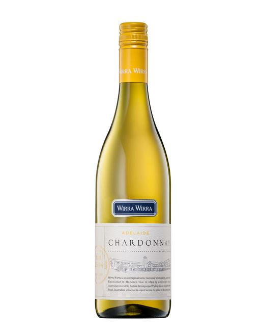 wirra wirra Adelaide chardonnay