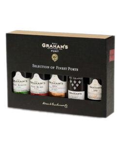 graham's 5cl port selection gift set